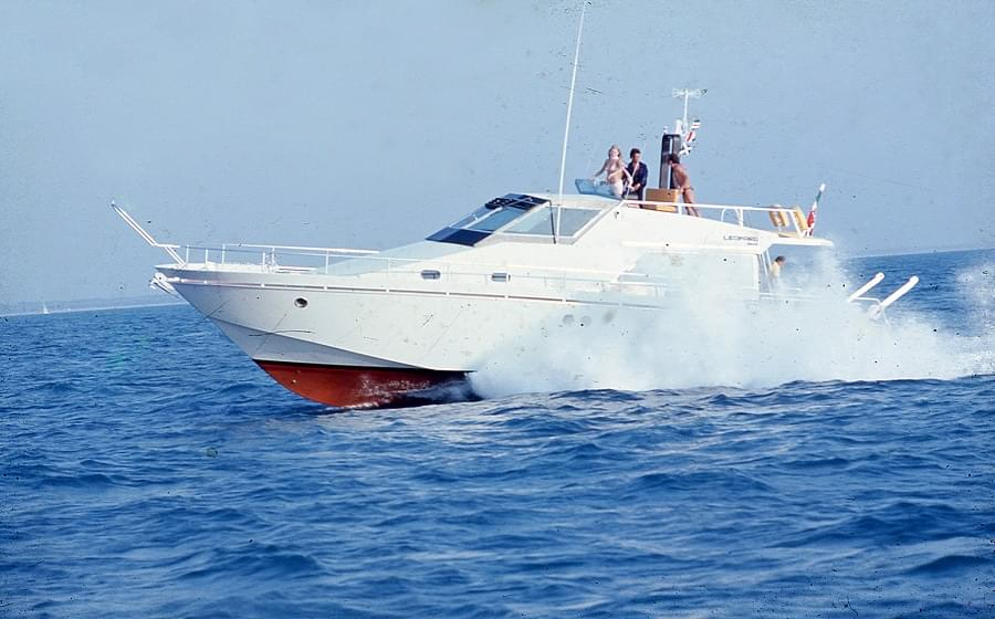 Yacht Leopard