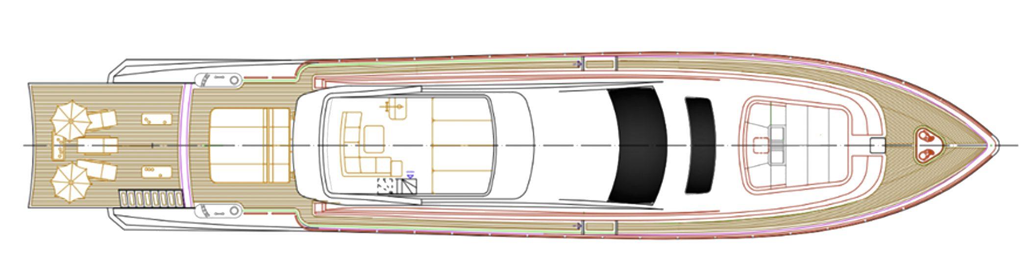 fly deck design leopard version 2